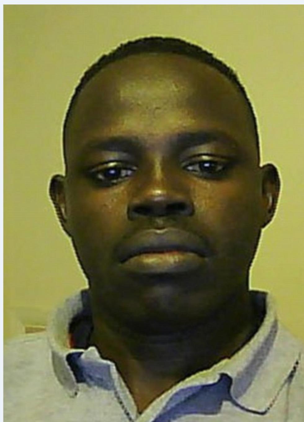 סאלח חאתר, הנהג החשוד בפיגוע הדריסה בלונדון (סלפי מהרשתות החברתיות)