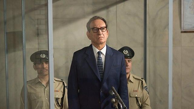 """Ben Kingsley as Adolf Eichmann in """"Operation Finale"""""""