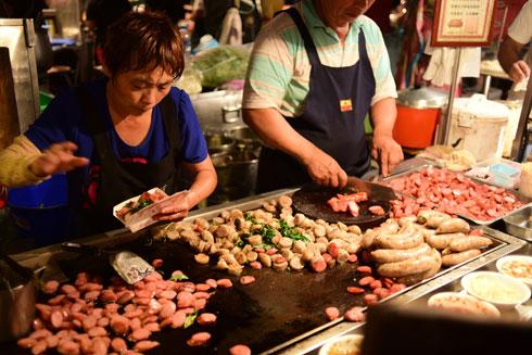 המטבח הטאיוואני נחשב לאחד הטובים באסיה. אוכל סיני, יותר טוב מאשר בסין (צילום: Marcus Hsieh/Shutterstock)