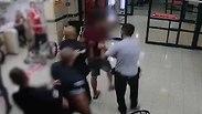 צילום: מצלמות האבטחה בבית החולים