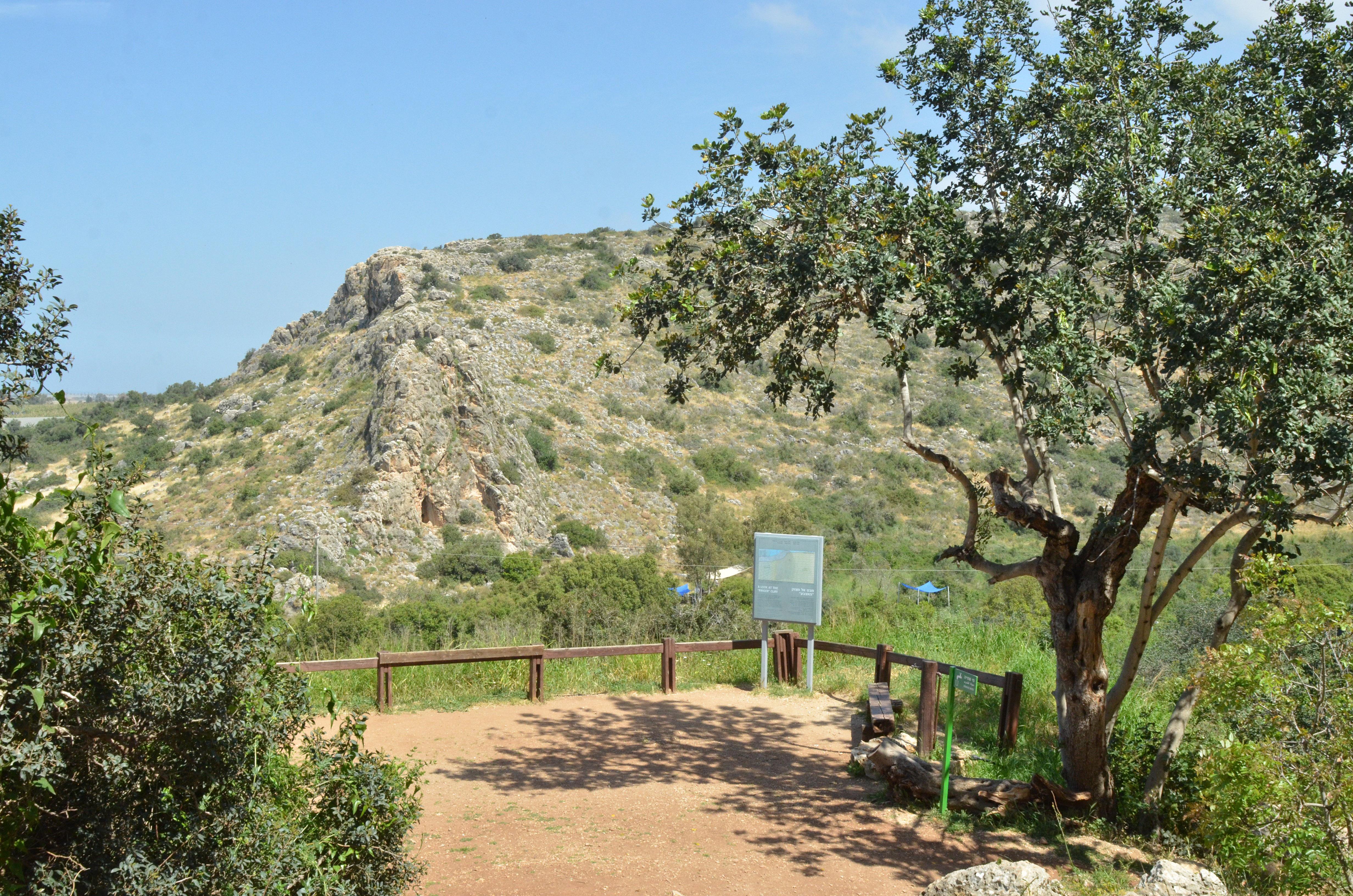 נחל מערות (צילום: אבי בהרי)