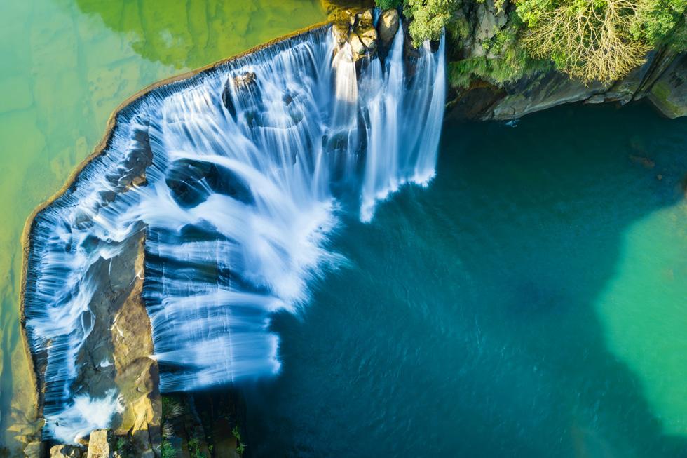 פארק טרוקו. נקיק צר ונהר בצבעי טורקיז (צילום: shutterstock)