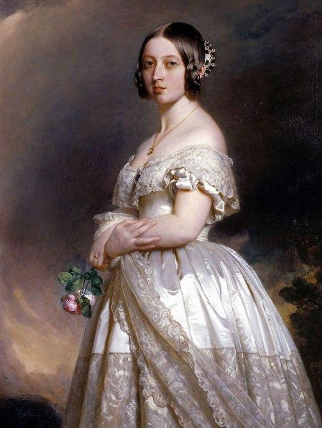 כן. המלכה ויקטוריה האמיתית (צילום מסך)