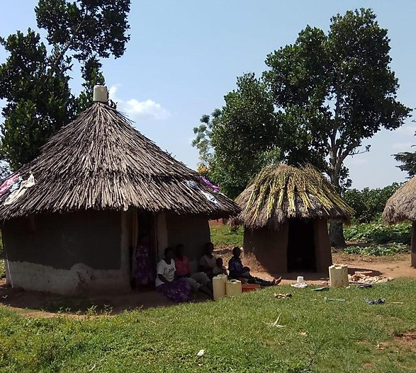 קהילת האביודיאה באוגנדה (צילום: אשר שמש)