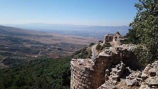 מבצר נמרוד (צילום: יוליה שבלובה)