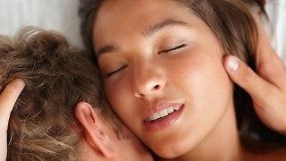 אילוסטרציה של הנאה מינית (צילום: shutterstock)