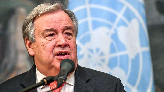 Antonio Guterres  (Photo: AFP)