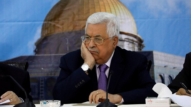 Palestinian President Mahmoud Abbas (Photo: Reuters)