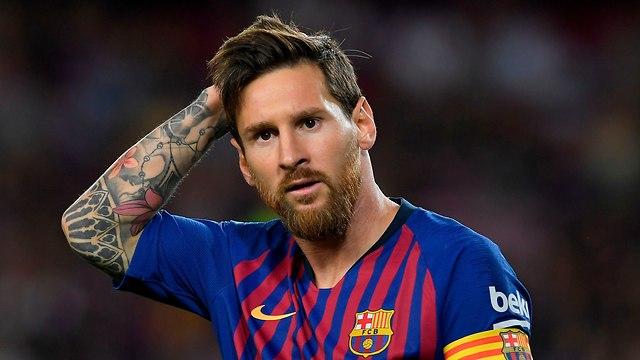 Lionel Messi (Photo: AFP)