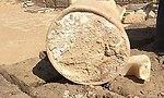 הגבינה העתיקה שנמצאה במצרים (צילום: אוניברסיטת קטניה)