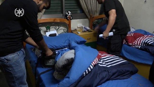 פעילות הונאה משרד הפנים של משטרת ישראל (צילום: דוברות המשטרה)