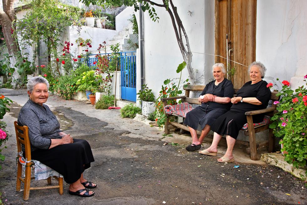 סמטא בהרקליון. לשבת בבית קפה ממוזג, לעשות שופינג, לבקר במוזיאון (צילום: Shutterstock)