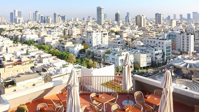 Тель-Авив. Фото: shutterstock
