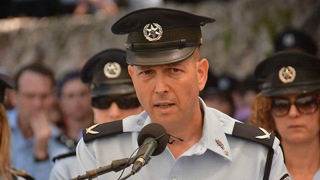 גיא ניר (צילום: דוברות המשטרה)