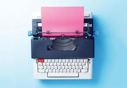 לכתוב? עדיף בתשע בבוקר (צילום: Shutterstock)