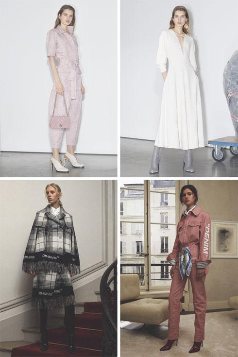 להיטים מבתי האופנה היוקרתיים בעולם. בוטיק אמור
