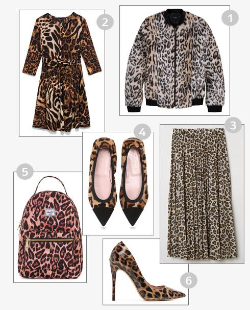 1. ז'קט, 799 שקל, פפה ג'ינס; 2. שמלה, 199 שקל, קסטרו; 3. חצאית, 299 שקל, H&Mי; 4. נעלי בלרינה, 999 שקל, פריטי בלרינס; 5. תיק, 299 שקל, הרשל בסטורי; 6. נעלי עקב, 430 שקל, אלדו (צילום: הנס מוריס, טל קרת, ניר יפה)