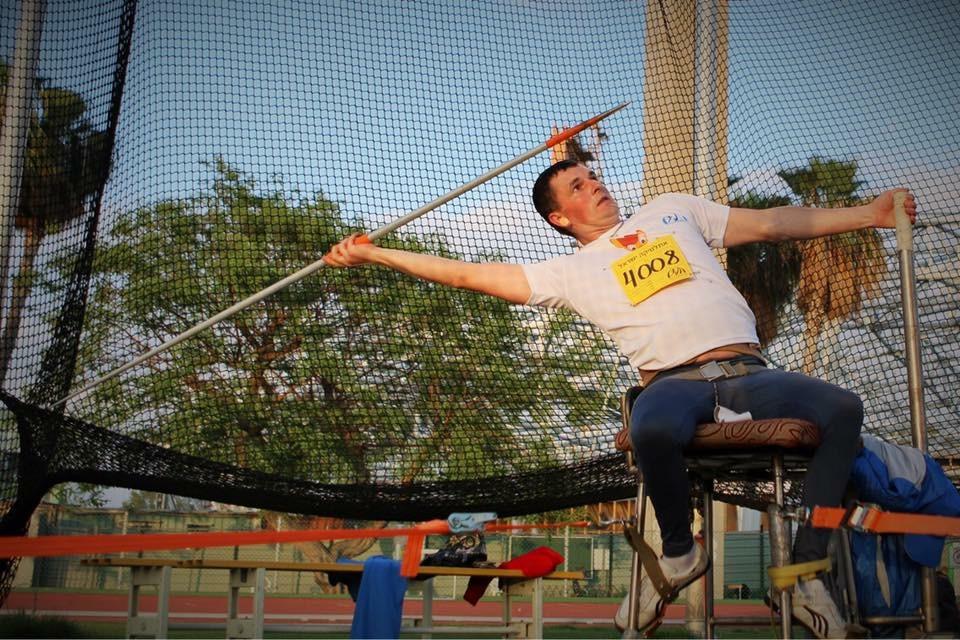 אלכסנדר אלכסיינקו (צילום: קרן איזקסון)