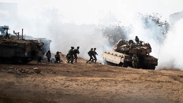Golani Brigade exercise (Photo: IDF Spokesperson's Unit)