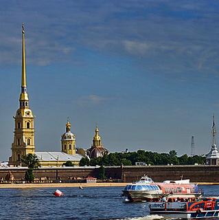 מצודת פטרובלובסקיה. שימשה כלא וגרדום