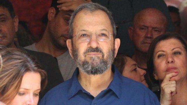 Ehud Barak (Photo: Motti Kimchi)