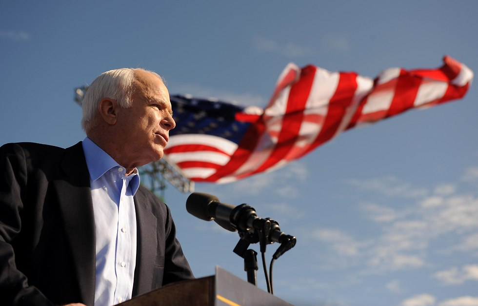 Senator John McCain  (Photo: AFP)