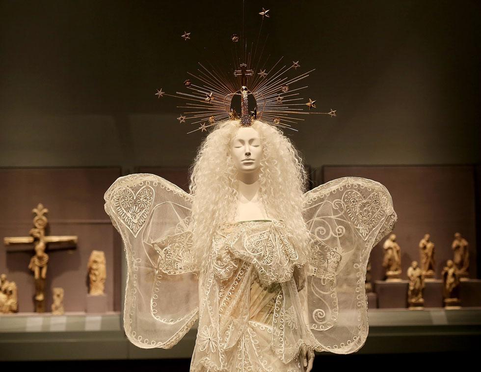 התערוכה הגדולה ביותר שאצר המכון לתלבושות של מוזיאון המטרופוליטן (צילום: Jemal Countess/GettyimagesIL)