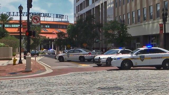יריות במשחק וידאו בפלורידה (צילום: AFP)