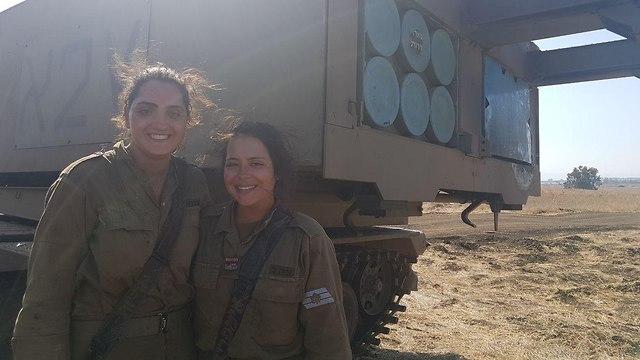 אימון ראשון מלא באש לחטיבת האש המחודשת של צה