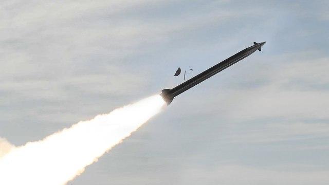 טיל פרדטור הוק  (צילום: תעש מערכות)