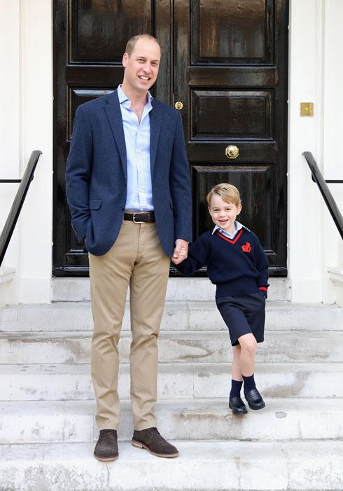 המדים המלכותיים: מה לובשים יורשי העצר ברחבי העולם לבית הספר. לחצו על התמונה לכתבה המלאה (צילום: GettyimagesIL)