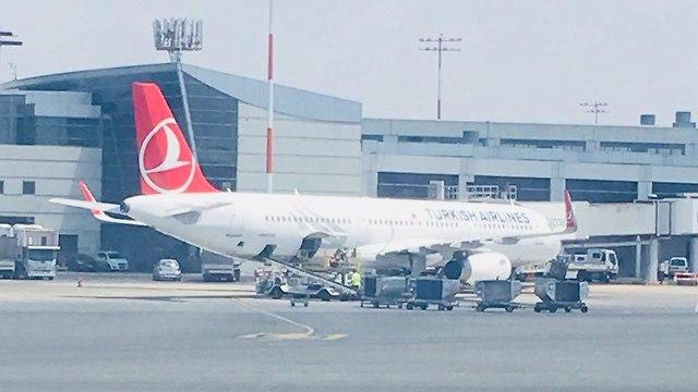 הרבה קונקשנים בטורקיה עם טורקיש איירווייז (צילום: שירי הדר)