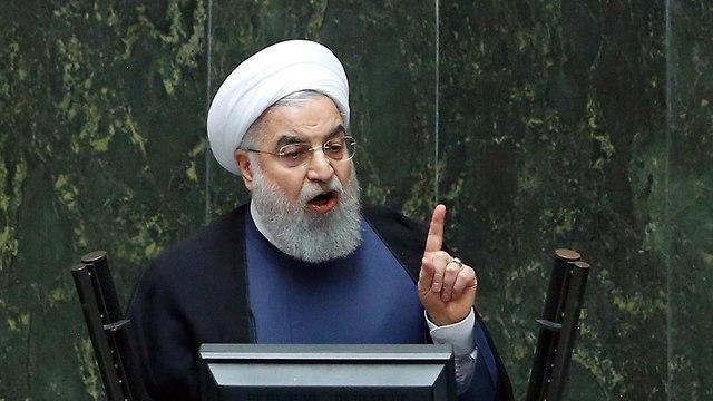 Iran's President Hassan Rouhani  (Photo: EPA)