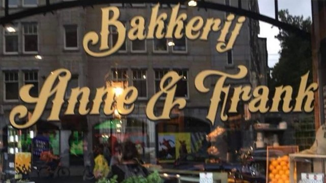 Anne & Frank Bakery