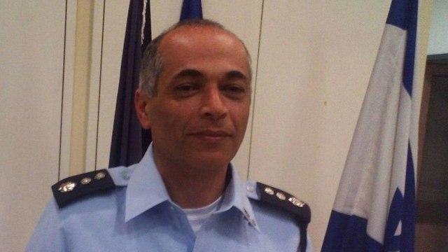 כורש ברנור (צילום: משטרת ישראל)