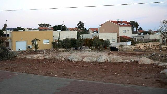 Mitzpe Kramim  (Photo: Shaul Golan)