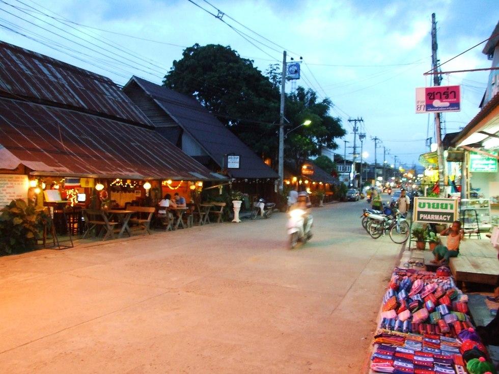 פאי, תאילנד (צילום: Kansaikiwi)