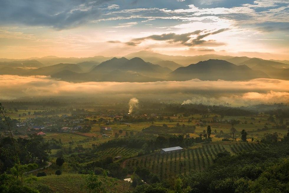 גבעות פאי, תאילנד (צילום: shutterstock)