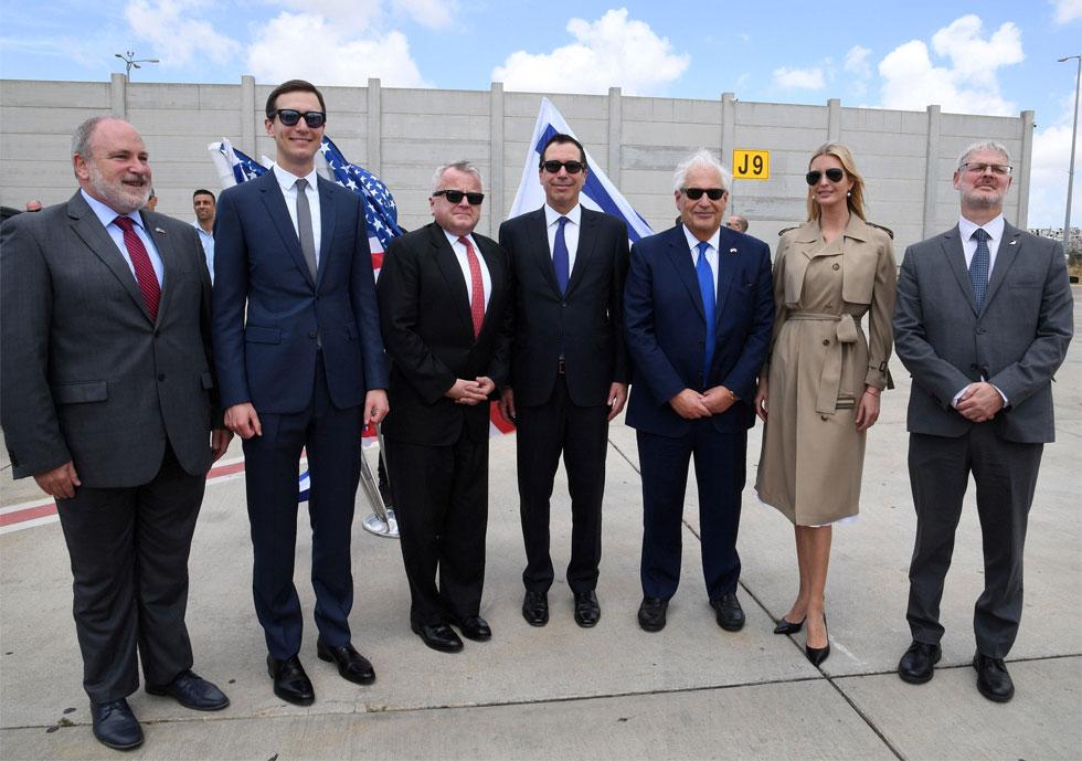 מלתחה לביקור בישראל עם תג מחיר כולל של 50 אלף שקל. איוונקה טראמפ (צילום: Reuters)