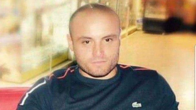 הגבר שנרצח באירוע הירי בטירה ()