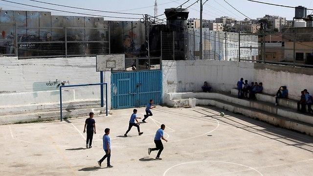 UNRWA facility in Gaza (Photo: Reuters)