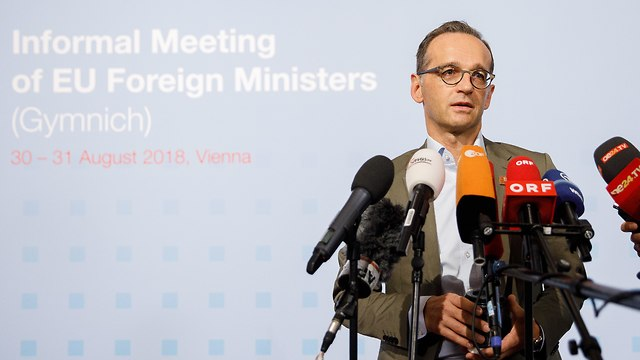 German Foreign Minister Heiko Maas (Photo: EPA)