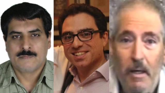 חטופים בני ערובה איראן (צילום: רויטרס)