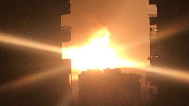 ישראל תקפה שדה תעופה צבאי בדמשק עשרות איראנים הרוגים 874870901002466640360no