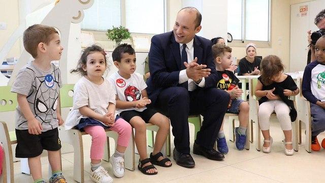 Education Minister Naftali Bennett (Photo: Dana Kopel)