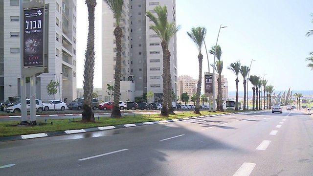 ביקור שכונה אשדוד ()