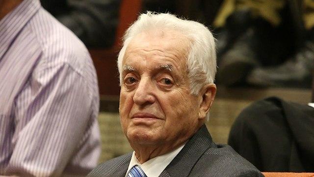 שמואל פלאטו שרון (צילום: עמית שאבי)