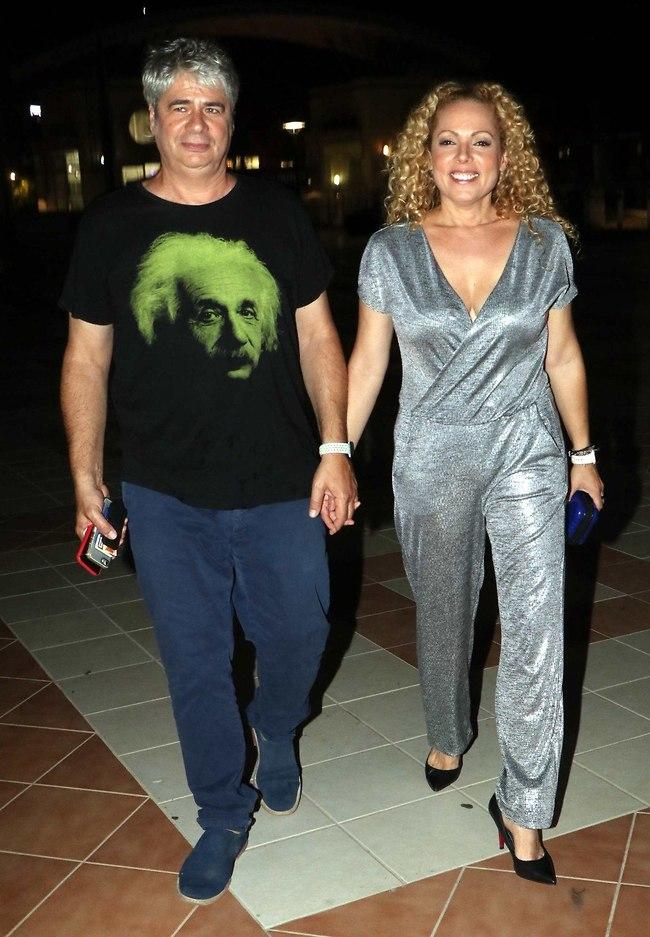 אהבנו את האוברול. אורלי וילנאי וגיא מרוז (צילום: אמיר מאירי)