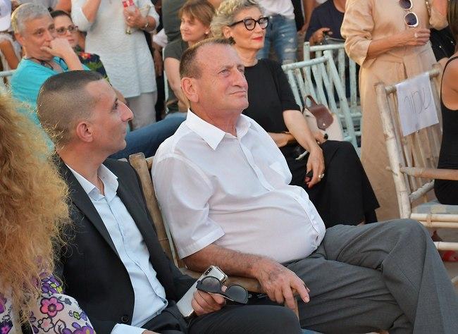 אדוני ראש העיר. רון חולדאי (צילום: אביב חופי)