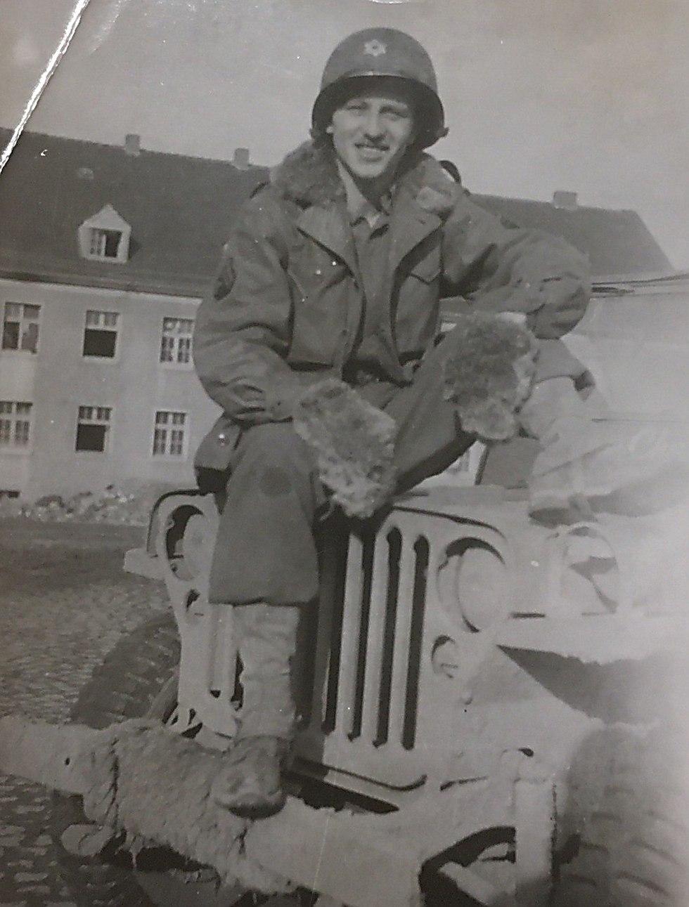 История еврейского солдата